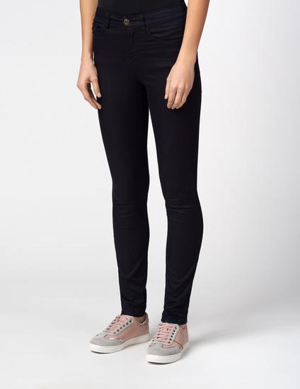 Женские джинсы из хлопка EMPORIO ARMANI