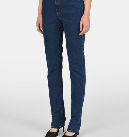 Женские синие джинсы EMPORIO ARMANI