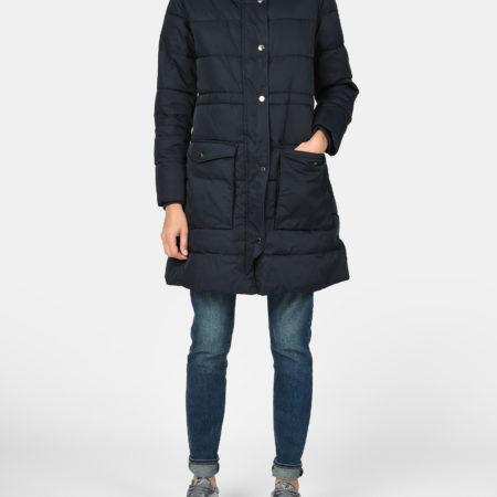 Женская куртка с глубокими карманами EMPORIO ARMANI