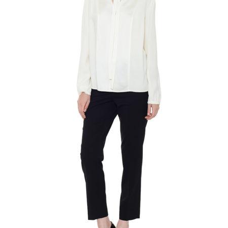 Женская белая блуза RED VALENTINO