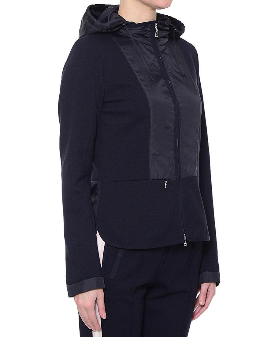 Женская кофта с капюшоном BOGNER