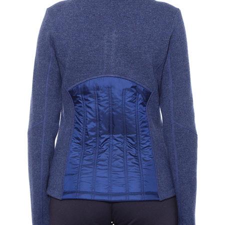 Женская синяя кофта BOGNER