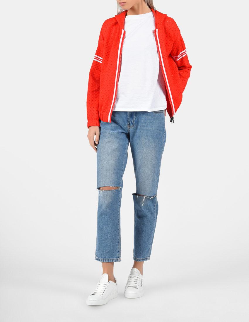 Женская легкая красная куртка BOGNER