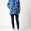 Женская куртка с рисунком LOVE MOSCHINO