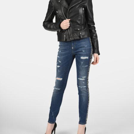 Женская куртка-косуха PHILIPP PLEIN