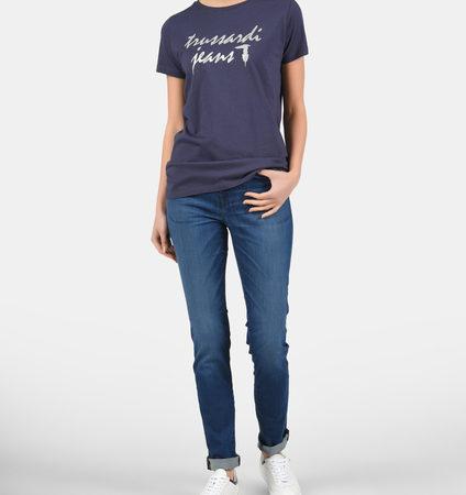 Женские синие джинсы BOGNER