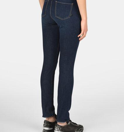 Женские темно-синие джинсы BOGNER