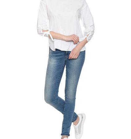 Женские голубые джинсы BOGNER