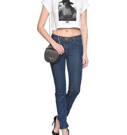 Женские классические джинсы ELISABETTA FRANCHI