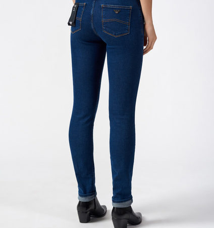 Женские классические джинсы EMPORIO ARMANI