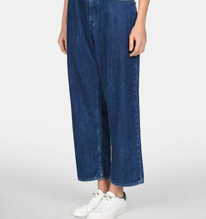 Женские джинсы с поясом LOVE MOSCHINO