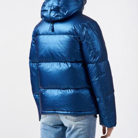 Женская синяя куртка KENZO
